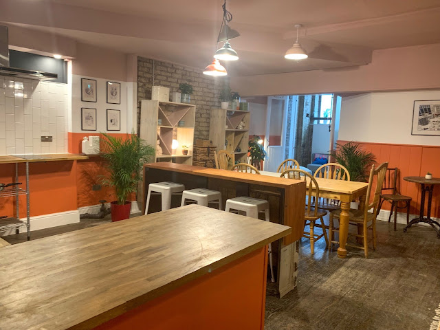 Selina Hostel Shared Space