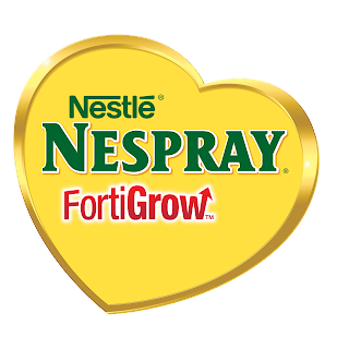 Nestlé NESPRAY Fortigrow logo