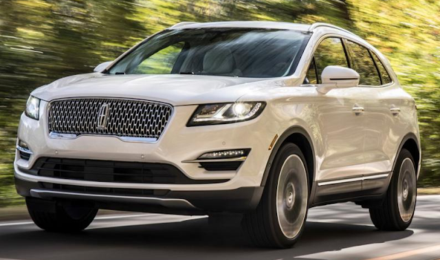 2019 Lincoln MKC Review Design Release Date Price And Specs
