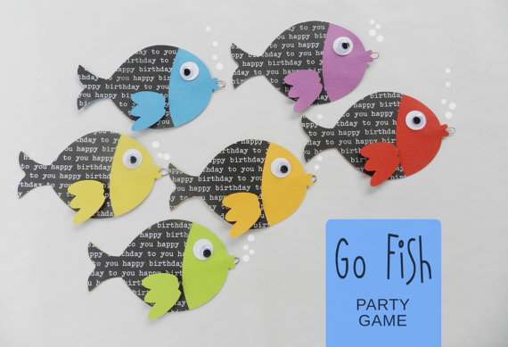 Fun Game for Birthday Parties