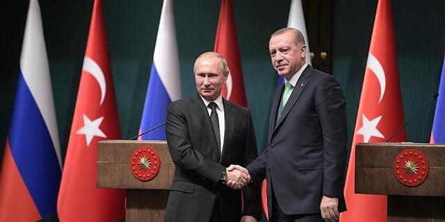Ο Ερντογάν μπήκε σε ρωσικό ναρκοπέδιο