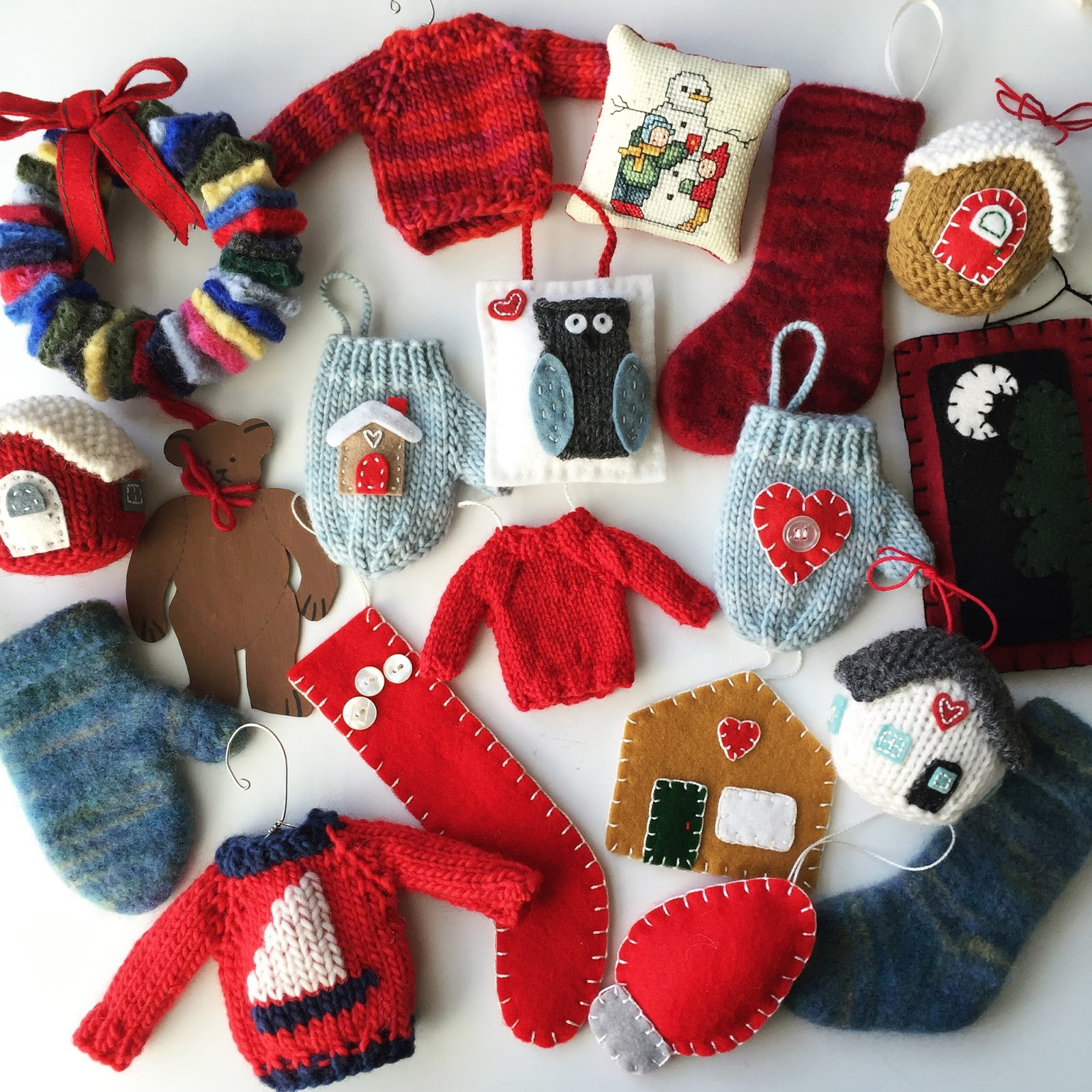 Fifty Four Ten Studio: My Annual Tradition - Making Homemade ...