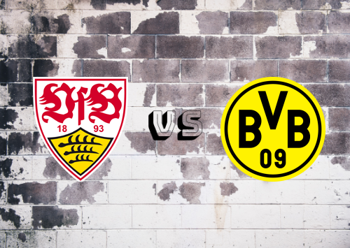 Stuttgart vs Borussia Dortmund  Resumen y Partido Completo