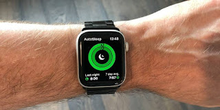 Tracking iPhone watch
