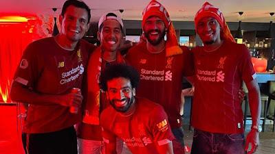 Wow, Liverpool Juara Liga Inggris