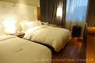 釜山西面Arban Hotel