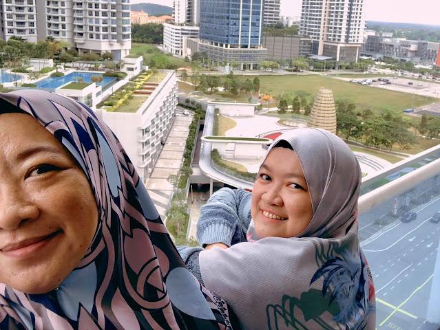Penginapan 2 hari 1 malam di Fraser Place Puteri Harbour Johor Bahru