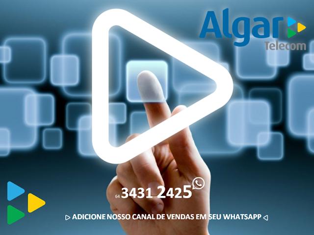 Algar telecom Itumbiara goias.