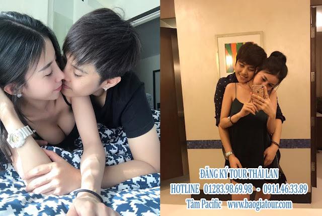 Hot girl Thanida Kemthong đồng tính người Thái Lan gây bão mạng