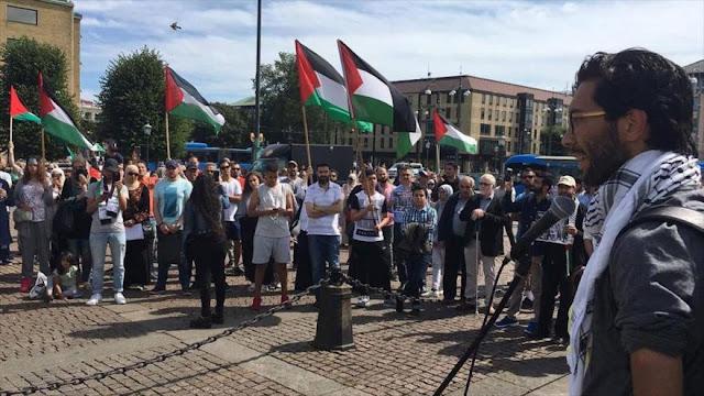 Activista judío recorre 4800 km para denunciar apartheid israelí