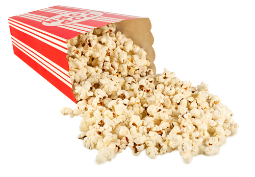 manfaat popcorn