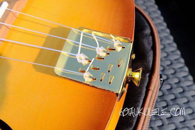 Ortega RUSL-HSB Concert Ukulele tailpiece