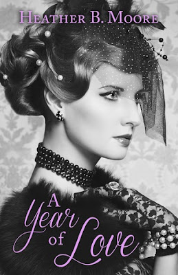 Heidi Reads... A Year of Love by Heather B. Moore