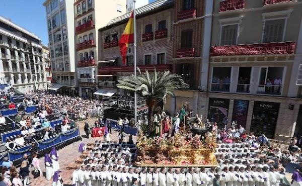 Las cofradías de Málaga programan una amplia agenda de difusiones en sus redes sociales y canales de YouTube