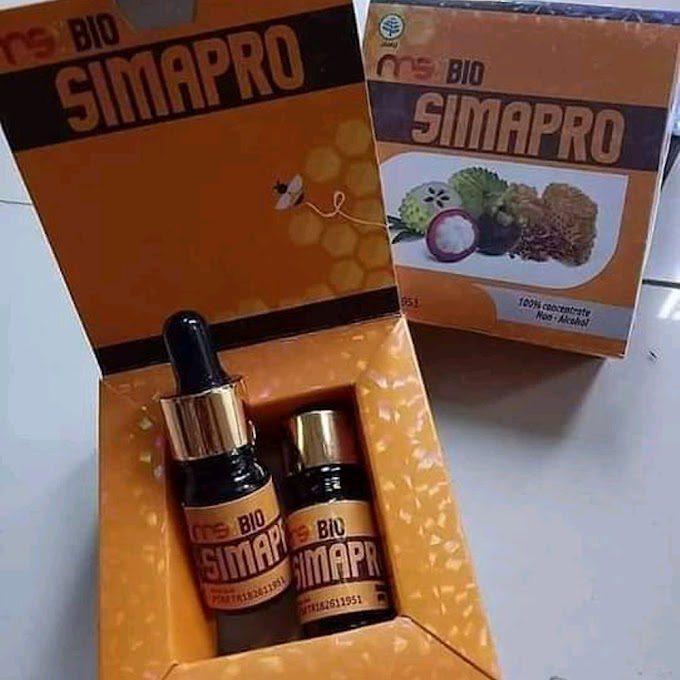 BIO SIMAPRO – Keajaiban Herbal Ekstrak Daun Sirsak, Kulit Manggis & Propolis