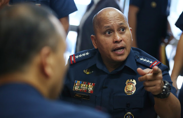 Bato apologizes for threat to burn down houses of drug lords