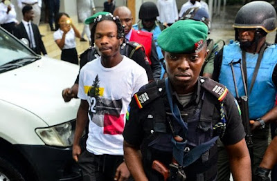 Court Strikes Out Car Theft Charge Against Naira Marley