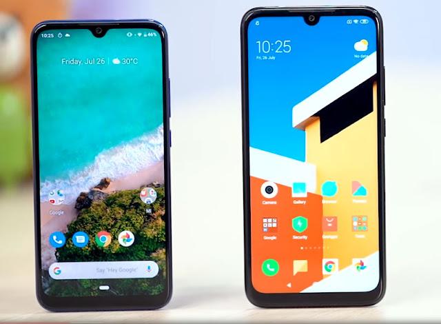 Xiaomi Mi A3 Vs Redmi Note 7 Pro: Full Comparision,Specs,Display etc