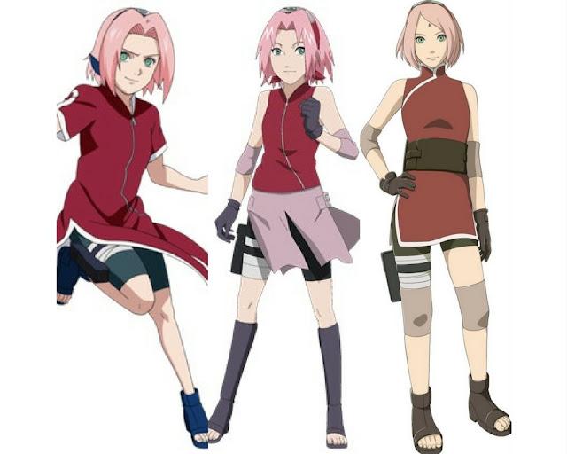 Sakura-Haruno-evolução-anime-naruto