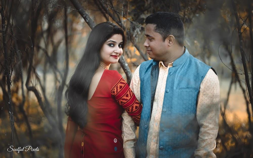 Assamese Pre Wedding Photo