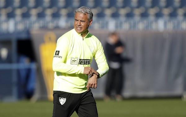 """Pellicer - Málaga -: """"Hay futbolistas que se están infiltrando y jugando con molestias"""""""