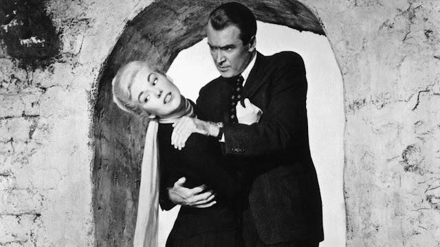 "Vèrtigo - ""La Donna che visse due volte"" - Hitchcock"
