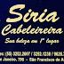 SIRIA CABELEIREIRA...