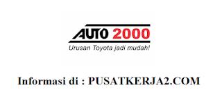 Loker Terbaru Medan Terbaru Auto2000 Desember 2019