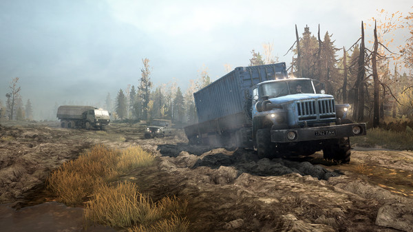 Spintires: MudRunner For Free
