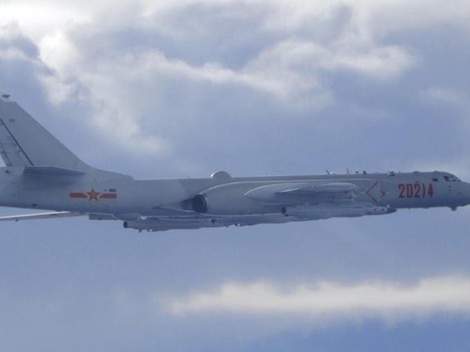 Taiwán denunció la incursión de 13 aviones de combate chinos