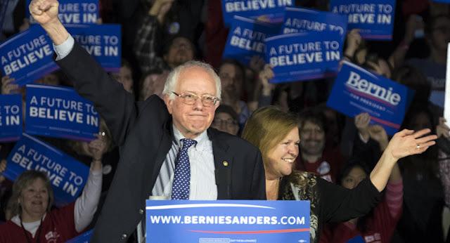 بيرني ساندرز: مليارديرات أمريكا يهيمنون على الاقتصاد والسياسة