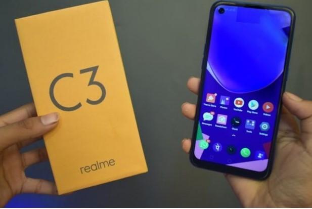 Spesifikasi Realme C3 yang Siap Melibas Sektor Ponsel Monster Game