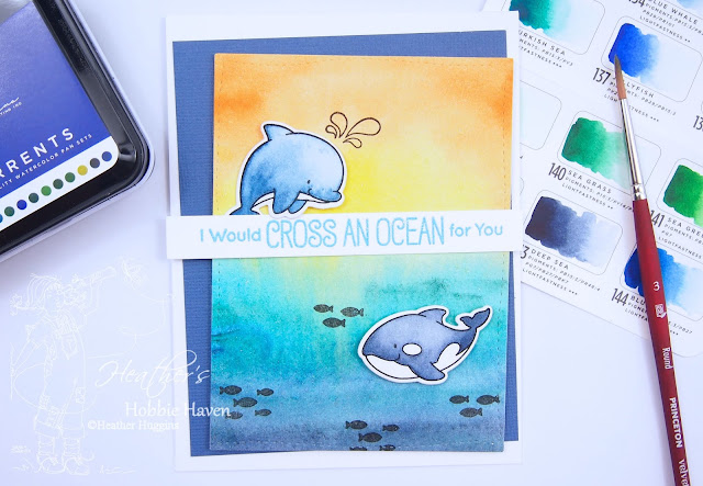 Heather's Hobbie Haven - My Favorite Things - Friends with Fins