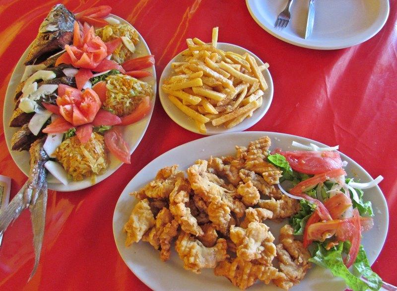 Muxima Cozinha Angolana e Regional