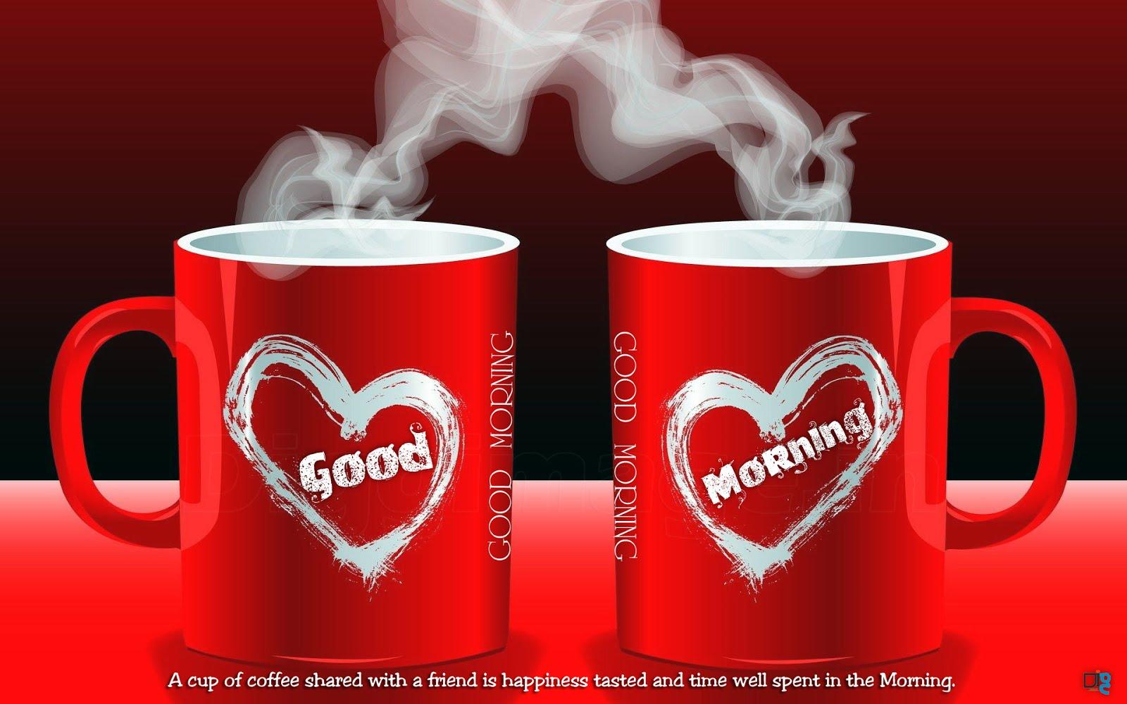 Good Morning Coffee Photos: D I G G I M A G E