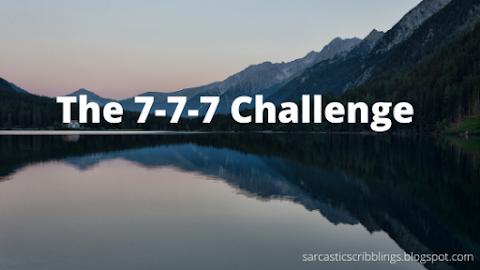 777 Challenge // The Hedgehog King