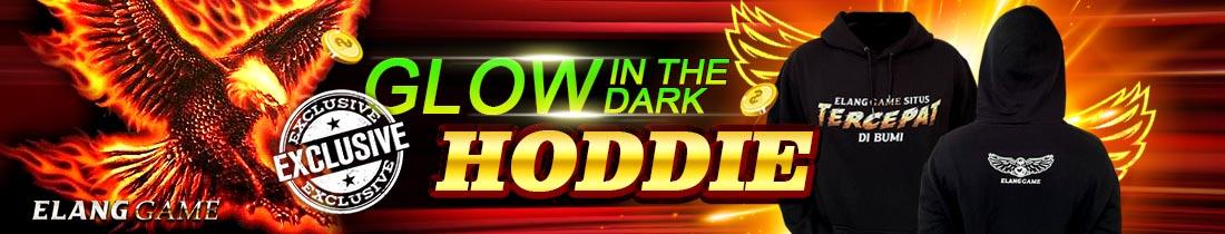 EXCLUSIVE GLOW IN THE DARK HODDIE