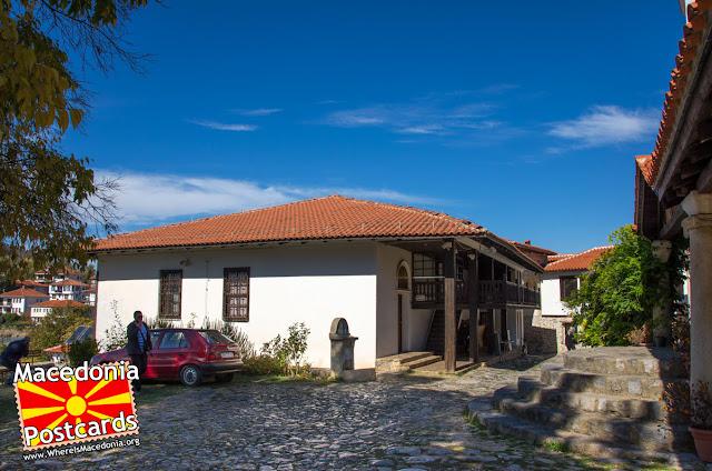 Галерија на икони - Црква Пресвета Богородица Привлептос (Св. Климент) - Охрид, Македонија