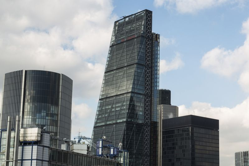 Cheesegrater Building Sale