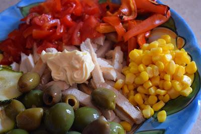 insalata-di-pollo-senza-lattosio