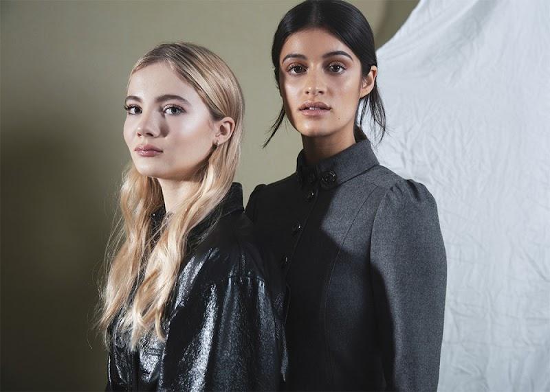 Freya Allan And Anya Chalotra  for Hollywood Life -  2019
