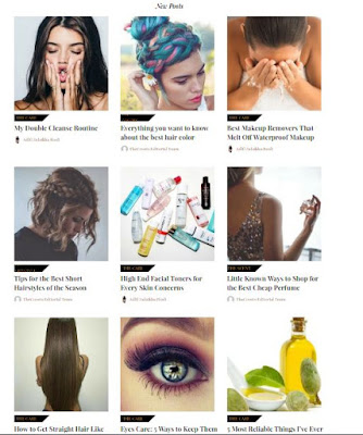 kolaborasi dengan majalah kecantikan online thecovets.com
