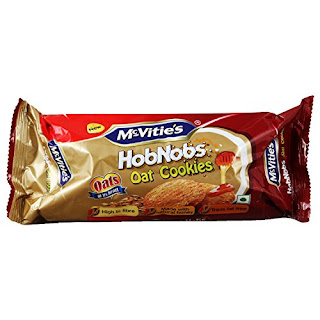 McVities, Hobnon, Oats Cookies,