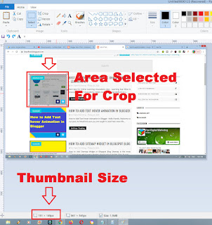 How to Check Thumbnail Size of  any Template, What is Home Page Thumbnail Size For Sora Seo Template in Hindi