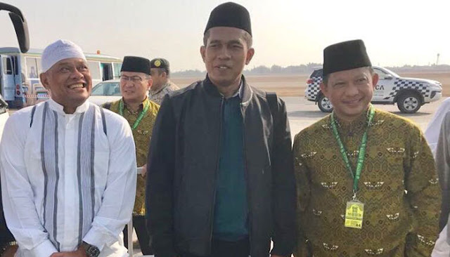 Alhamdulllah, Kapolri dan Panglima TNI Naik Haji Bersama