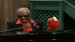 Ray Charles sings Believe in Yourself with Elmo. Sesame Street The Best of Elmo 2