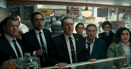 The Irishman | Trailer Premiere des 140 Millionen Dollar Netflix Films mit Robert De Niro, Al Pacino und Joe Pesci
