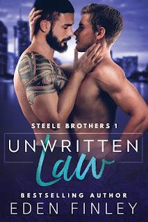 Unwritten law | Steele brothers #1 | Eden Finley