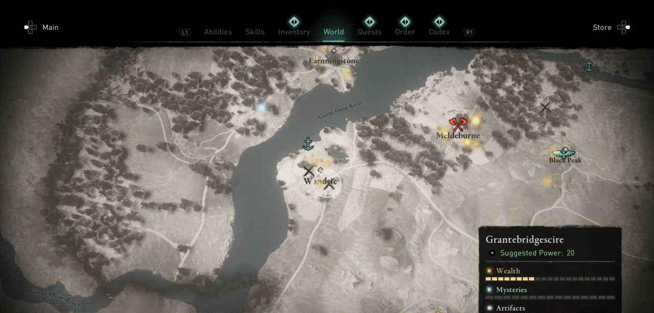 Ingot 29 Map 2
