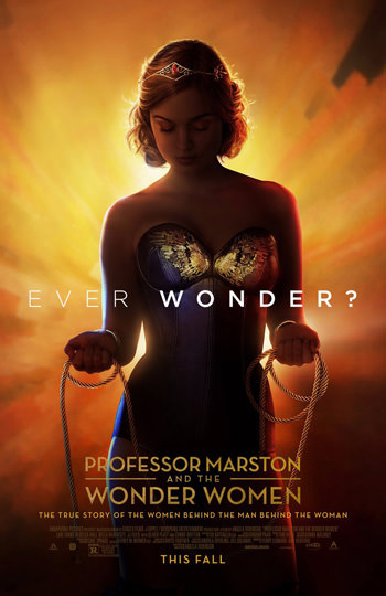 Professor Marston and the Wonder Women 2017 English